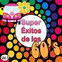 Compilation Super éxitos de los 60 vol. 3 avec Carlos Santana / Fontella Bass / B.J. Thomas / The Coaster / Percy Fairth...