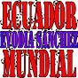 Album Ecuador mundial de Evodia Sanchez