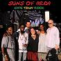 Album Cape town rock de Suns of Arqa