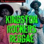 Compilation Kingston rockers reggae avec Prince Jazzbo / Prince Ras, Jah Bookie / The Aggrovators / Prince Heron / Little Joe...