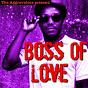 Album Boss of Love de Delroy Wilson