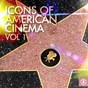 Compilation Icons of american cinema, vol. 1 avec Glenn Miller / Tommy Dorsey / Vera Lyn / Gunnar Ni / Ruby Keeler, Dick Powell...