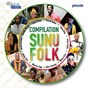 Compilation Sunu folk (compilation) avec The Jam / Maria Siga / Obree Daman / Mamy Cruz / Jessica Loraine...