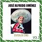Album José alfredo jiménez / éxitos de oro, vol. 2 de José Alfredo Jiménez