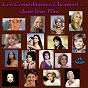 Compilation Les comédiennes chantent...dans leur film (16 success) avec Jeanne Moreau / Dany Saval / Catherine Deneuve, Avec Johnny Hallyday / Brigitte Bardot / Mireille Darc...