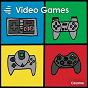 Compilation Video Games (Music for Movies) avec Bruno Hovart / Julien Barthe / Jean-Pierre Sluys / Christophe Zurfluh / Narumi Omori...