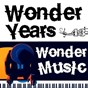 Compilation Wonder years, wonder music, vol. 43 avec Édith Piaf / Dave Clark Five / Les Baxter / Louis Armstrong & Ella Fitzgerald / Los Zafiros...