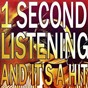 Compilation 1 second listening and it's a hit avec Anne-Caroline Alba / Maxence Luchi / Anne-Caroline Joy / Shannon Nelson / Joanna
