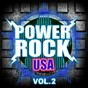 Compilation Power Rock USA, Vol. 2 avec Reo Speedwagon / Moon Martin / 38 Special / Lynyrd Skynyrd / Brownsville Station...