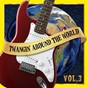 Compilation Twangin' around the world (vol 3) avec The Classics / The Atlantics / The Nightdrivers / The Stingers / Command Five...