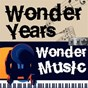 Compilation Wonder years, wonder music. 110 avec Horace Silver & the Jazz Messengers / The Clara Ward Singers / Jacob do Bandolim / Eddie Fisher / Ramsey Lewis...