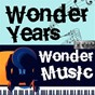 Compilation Wonder Years, Wonder Music. 102 avec Georgie Fame / Jacques Brel / Enrico Macias / The Temptations / Charles Aznavour...