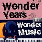 Compilation Wonder years, wonder music. 112 avec Margaret Whiting / Astrud Gilberto / Johnny Burnette / Gene Austin / Glen Gray & the Casa Loma Orchestra...