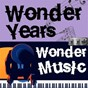 Compilation Wonder years, wonder music. 116 avec Peggy Lee / Chet Baker / Aretha Franklin / Johnny Hallyday / Dimitri Tiomkin Orchestra...