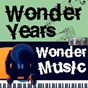 Compilation Wonder years, wonder music, vol. 121 avec Johnny Hallyday / Ray Charles / Pétula Clark / Louis Armstrong & Billie Holiday / Domenico Modugno...