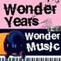 Compilation Wonder years, wonder music. 141 avec Claudio Villa / Ray Charles / Muddy Waters / The Davis Sisters / Johnny Hallyday...