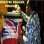 Compilation Digital english presents musical history 1984-1998, vol. 1 avec Major Oney / Sluggy / Digital English / Kelly Ranks / Trevor Sparks...