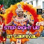 Compilation Step right up at carnival avec Music Factory / Erika / Disco Fever / Kristina Korvin / Extra Latino