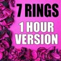 Album 7 rings (1 hour loop) (tribute to ariana grande) de Trinity F