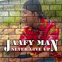 Album Never give up de Jaafyman
