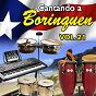 Compilation Cantando a borinquen, vol. 21 avec Charlie Palmieri / Carmen Delia Dipiní / Daniel Santos / Héctor Lavoe / Roberto Roena Y Su Apollo Sound...
