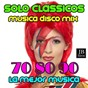Compilation Solo classicos 70 80 90 (la mejor musica disco MIX) avec Music Factory / Joy / Kristina Korvin / Disco Fever / Julian B....