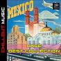 Compilation Cafè Mexico (Mexican Music Volume 1) avec Trío Los Panchos / Mariachi Mexico DI Pepe Villla / Trío Guadalajara / Trio Majoco / Los Tenientes...