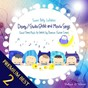 Album Sweet baby lullabies: disney/studio ghibli and movie songs - good sleep music for babies by premium guitar covers, vol. 2 de Relax A Wave