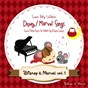 Album Sweet baby lullabies: disney/marvel songs - good sleep music for babies by piano covers, vol. 1 de Relax A Wave