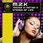Album Trance in motion de M.Z.K
