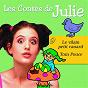 Album Les contes de julie 9 (tom pouce & le vilain petit canard) de Julie