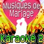 Album Musique de mariage karaoké 2 - champion de Versaillesstation / Versailles Station