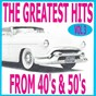 Compilation The greatest hits from 40's and 50's, vol. 3 avec Elías / Eddie Constantine / Adolphe Deprince / Lucienne Delyle / Simone Simon, Jacque Pills...