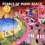 Compilation Pearls of miami beach vol. 2 avec M.T.C / Nuvex / Moonwaker, Rio Dela Duna / Owen Breeze, Master Plastic / Marcos Rodriguez, Estela Martin...