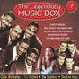 Compilation The legendary music box, vol. 2 avec Billy Ward, the Dominoes / The Crew Cuts / Clyde Mcphatter & the Dirfters / The Feathers / The Fontane Sisters...