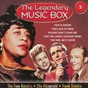Compilation The legendary music box, vol. 5 avec Don Cornell / Dean Martin / Guy Mitchell, Mitch Miller / Frank Sinatra / Doris Day...