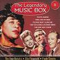 Compilation The legendary music box, vol. 5 avec Dean Martin, Margaret Whiting / Dean Martin / Guy Mitchell, Mitch Miller / Frank Sinatra / Doris Day...