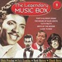 """Compilation The legendary music box, vol. 9 avec Nappy Brown / Elvis Presley """"The King"""" / Bill Haley / The Comets / Chuck Miller..."""