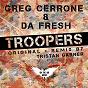 Album Troopers de Da Fresh / Greg Cerrone