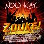 Compilation Nou kay zouké (2010) avec Méguy / Patrice Hulman / Lorenz / Suzy Trébeau / Jean-Marc Ferdinand...