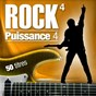 Compilation Rock puissance 4 (50 titres) avec Dwight Pullen / Carl Perkins / Chuck Berry / Ray Harris / Jerry Lee Lewis...