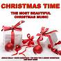 Album Christmas time (the most beautiful christmas music) de Starlight Christmas Orchestra
