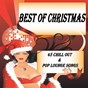 Compilation Best of christmas X-mas chill out & pop lounge songs, 45 tracks (100% collection of international top & deluxe winter cafe hits) avec 50 Wise Men / The Holy Love Band / Sweet Santa Claus / Nicholas & Friends / The Young Virgin...