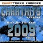 Album Charthits karaoke : the very best of the year 2009, vol. 3 (karaoke hits of the year 2009) de Charttraxx Karaoke