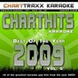 Album Charthits karaoke : the very best of the year 2009, vol. 5 (karaoke hits of the year 2009) de Charttraxx Karaoke
