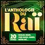 Compilation L'anthologie du raï (20 titres) avec Cheb Hasni / Cheb Khaled / Cheb Nasro / Cheb Mami / Chaba Zahouania...