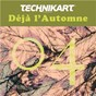 Compilation Technikart 04 - déjà l'automne avec Slove / The Blow / Golden Bug / Julienne Dessagne / Jessy Lanza...