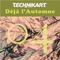 Compilation Technikart 04 - déjà l'automne avec Tristesse Contemporaine / The Blow / Golden Bug / Julienne Dessagne / Jessy Lanza...