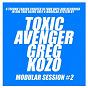 Album Modular session #2 de The Toxic Avenger / Greg Kozo