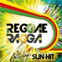 "Compilation Reggae ragga sun-hit ""anthologie"" avec Saïk / Metal Sound / Julien Galleby / Guy-Albert Clem / Typical Féfé..."